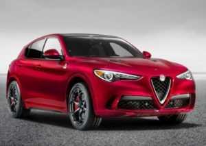 21 Огляд автомобіля Alfa Romeo Stelvio 2017-2018