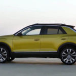 148 Огляд автомобіля Volkswagen T-Roc 2018