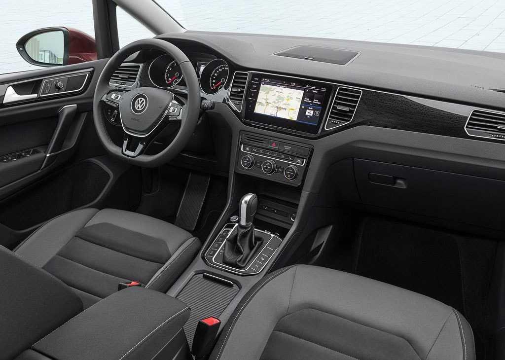 Огляд автомобіля Volkswagen Golf Sportsvan 2018 року