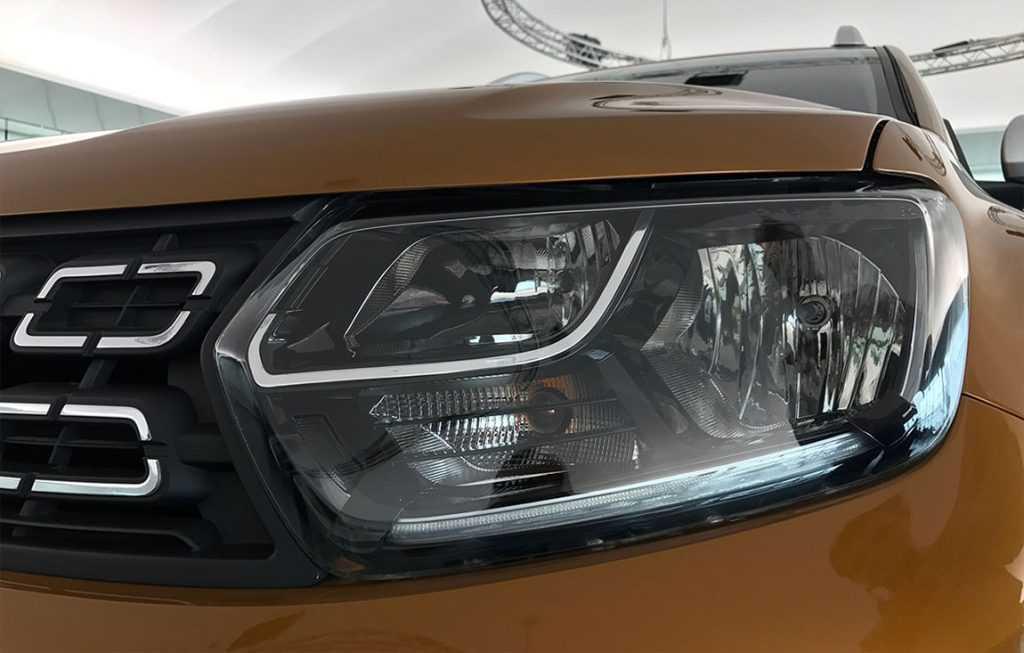 Огляд автомобіля Dacia (Рено) Duster 2018