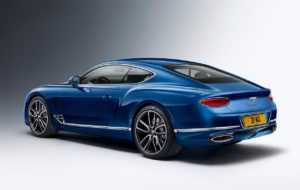 82 Огляд автомобіля Bentley Continental GT 2018 року