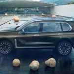 65 Огляд автомобіля BMW X7 iPerformance concept 2018 року