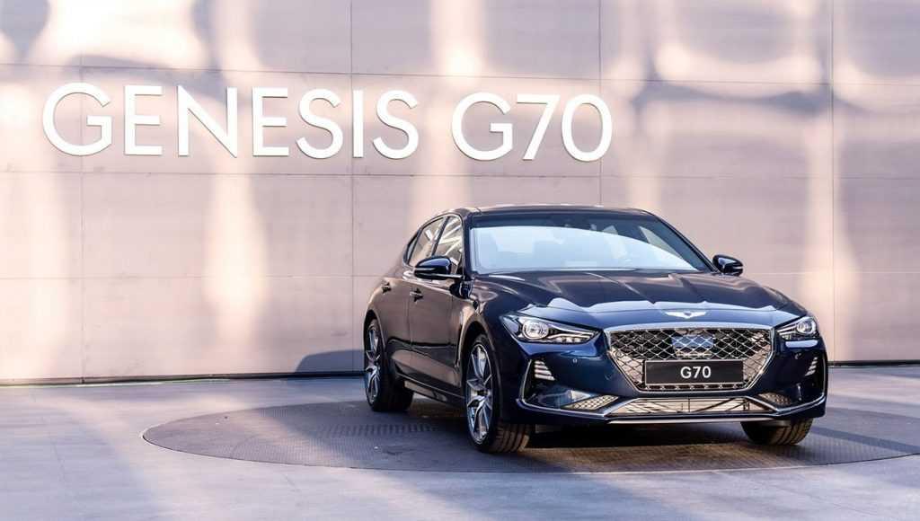47 Огляд автомобіля Genesis G70 2018