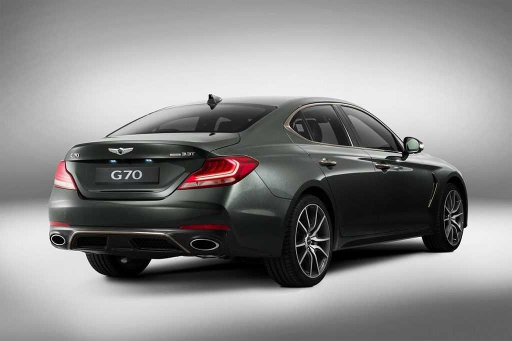 Огляд автомобіля Genesis G70 2018