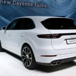40 Огляд автомобіля Porsche Cayenne Turbo 2018