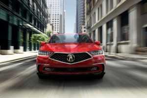 7 Огляд автомобіля Acura RLX 2018 року
