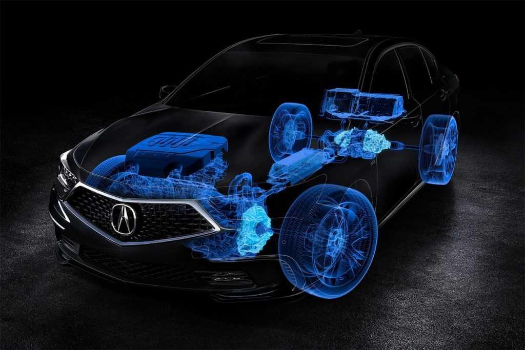 Огляд автомобіля Acura RLX 2018 року