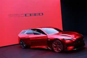 180 Огляд автомобіля Kia Proceed Concept 2017-2018