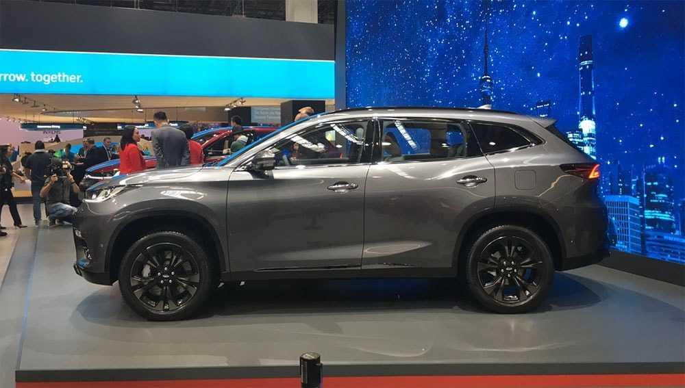 Огляд автомобіля Chery Exeed TX 2018