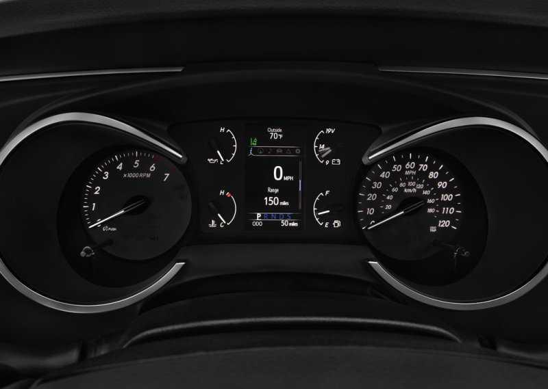 Огляд автомобіля Toyota Sequoia 2018