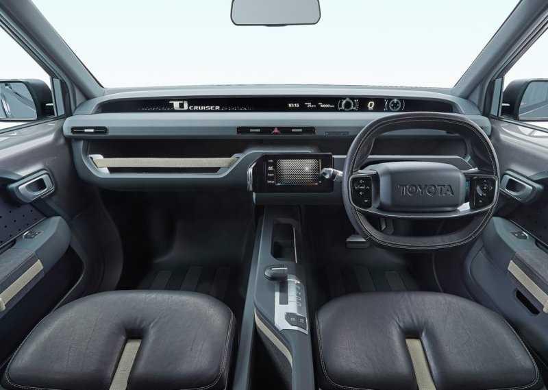 Огляд автомобіля Toyota Fj Cruiser 2017