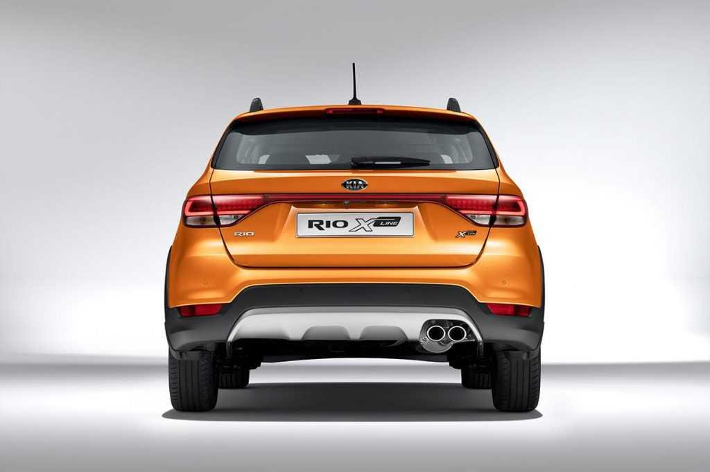 Огляд автомобіля Kia Rio X-Line 2018 року