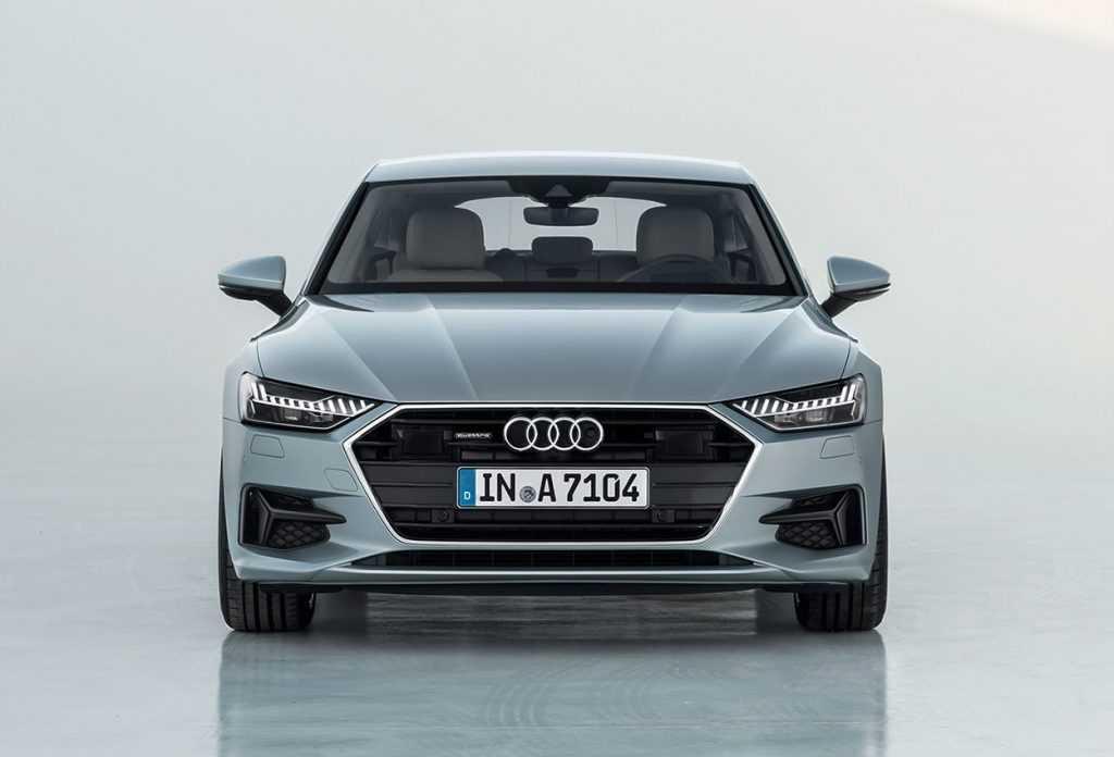 Огляд автомобіля Audi A7 Sportback 2018