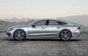 397 Огляд автомобіля Audi A7 Sportback 2018