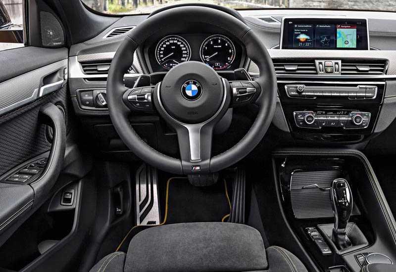 Огляд автомобіля BMW X2 2019 року