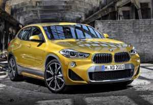 375 Огляд автомобіля BMW X2 2019 року