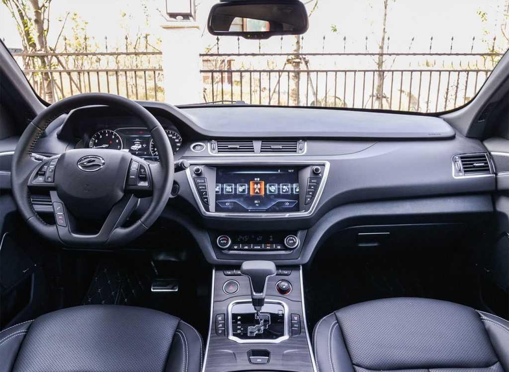 Огляд автомобіля Landwind X7 2018 року