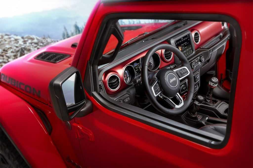 Огляд автомобіля Jeep Wrangler 2018