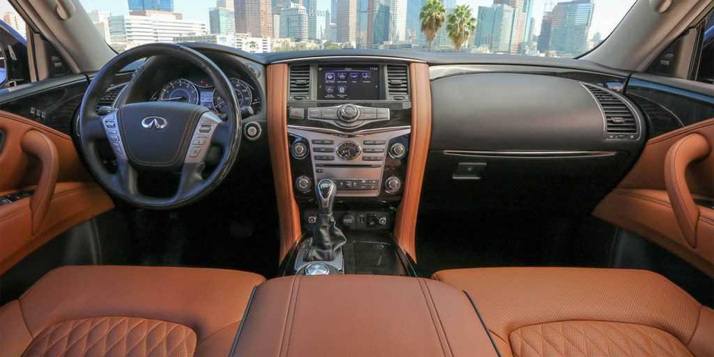 Огляд автомобіля Infiniti QX80 2018 року