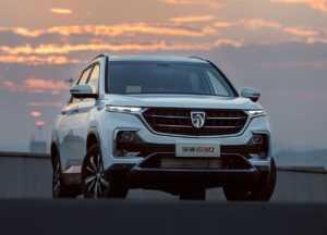 499 Огляд автомобіля Baojun 530 2018 - 2019 року