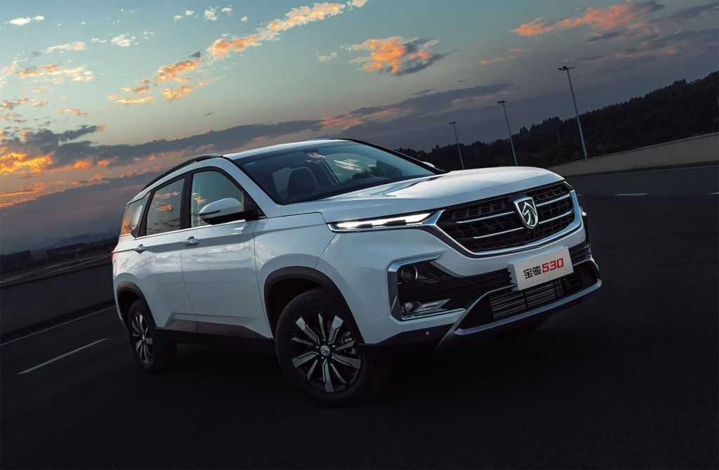 Огляд автомобіля Baojun 530 2018 – 2019 року