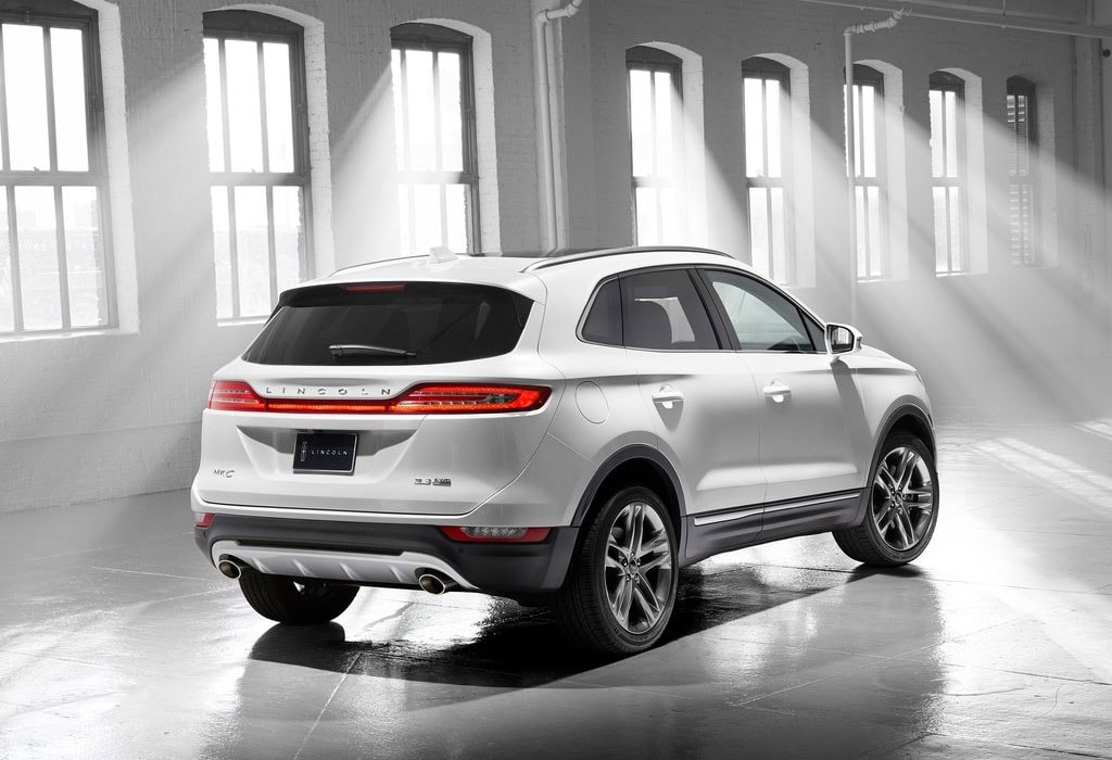 Огляд автомобіля Lincoln MKC 2019 року