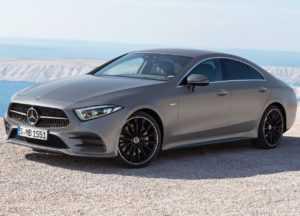 613 Огляд автомобіля Mercedes-Benz CLS 2018 року