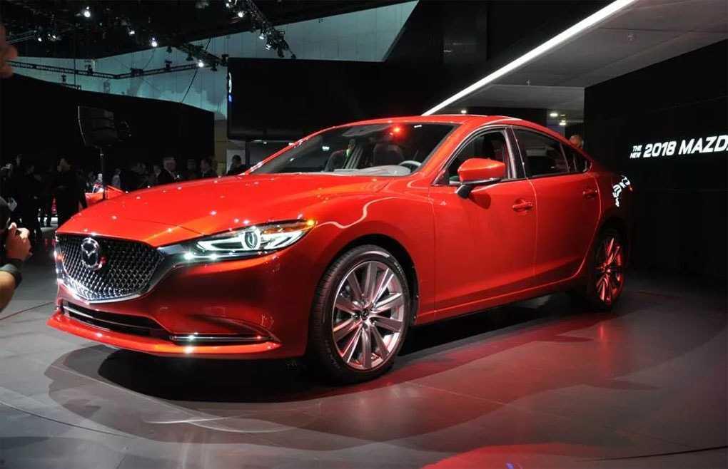 Огляд автомобіля Mazda 6 2018 – 2019 року
