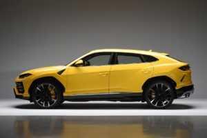 695 Огляд автомобіля Lamborghini Urus 2018 - 2019