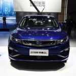 681 Огляд автомобіля Geely Emgrand GL 2018 - 2019