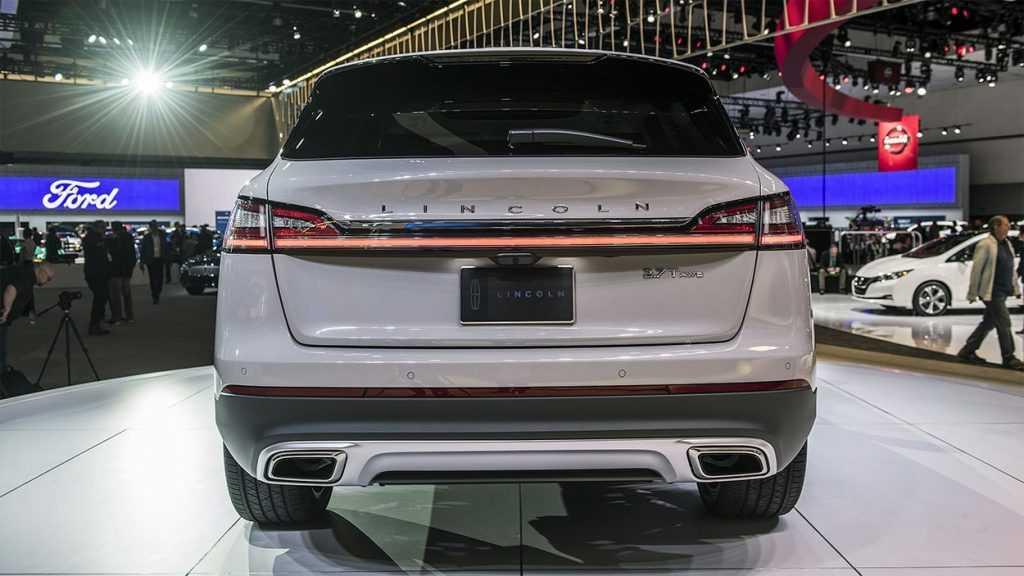 Огляд автомобіля Lincoln Nautilus 2018 – 2019 року