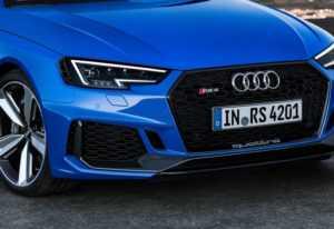 782 Огляд автомобіля Audi RS4 Avant 2018 - 2019