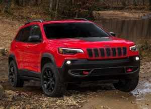 831 Огляд автомобіля Jeep Cherokee 2018 - 2019
