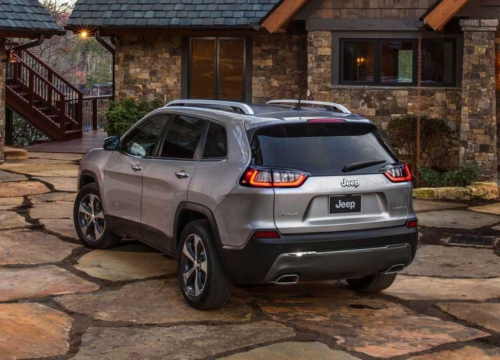 Огляд автомобіля Jeep Cherokee 2018 – 2019