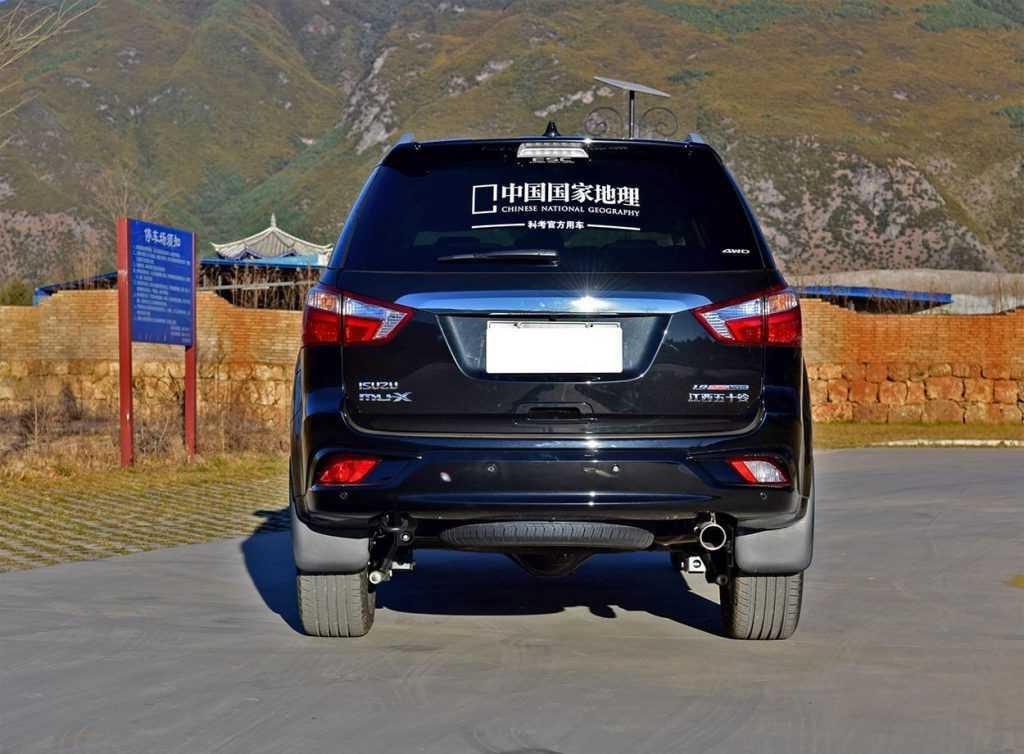 Огляд автомобіля Isuzu Mu-X 2018 – 2019