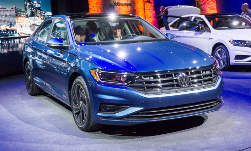 Огляд автомобіля Volkswagen Jetta 2018 – 2019