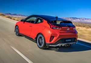 862 Огляд автомобіля Hyundai Veloster 2018 - 2019