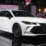 972 Огляд автомобіля Toyota Avalon 2019