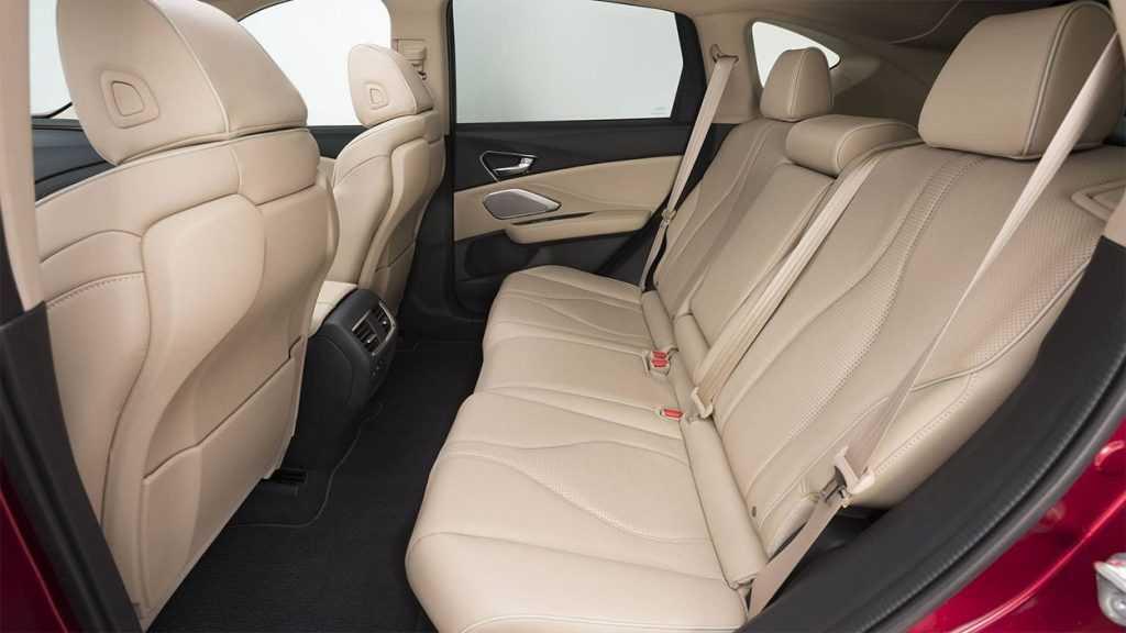 Огляд автомобіля Acura RDX 2018