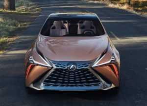 1089 Огляд автомобіля Lexus LF-1 Limitless Concept 2018