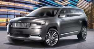 1072 Огляд автомобіля Jeep Grand Commander 2018 - 2019