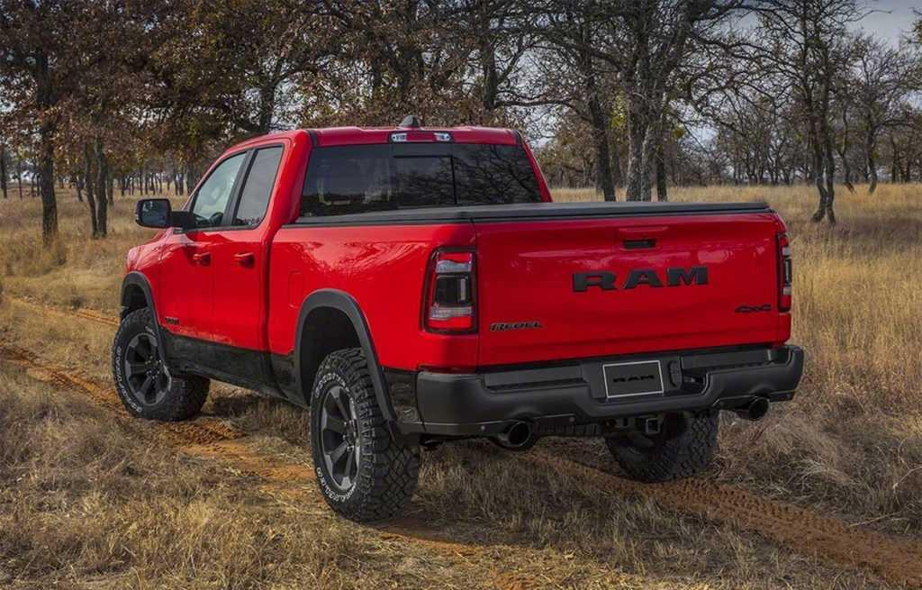 Огляд автомобіля Dodge Ram 1500 2018 – 2019