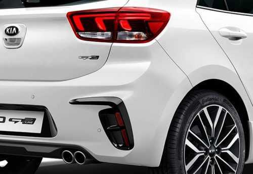 Огляд автомобіля Kia Rio GT-Line 2018