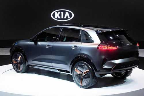 Огляд автомобіля Kia Niro EV 2018