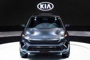 1130 Огляд автомобіля Kia Niro EV 2018