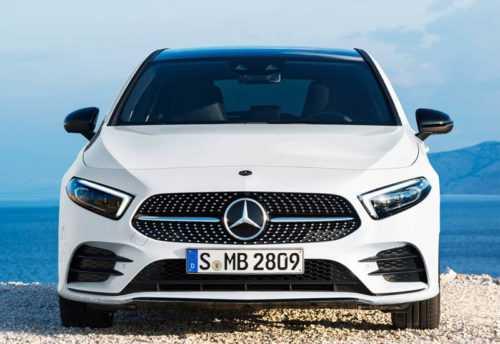Огляд автомобіля Mercedes-Benz A-Class 2018