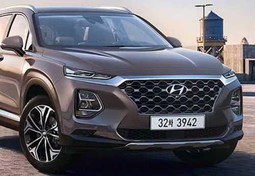 Огляд автомобіля Hyundai Santa Fe 2019