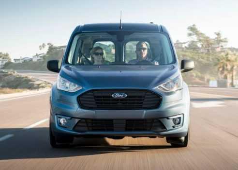Огляд автомобіля Ford Transit Connect Wagon 2018 – 2019