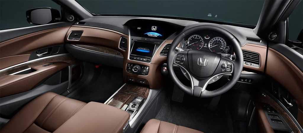 Огляд автомобіля Honda Legend 2018