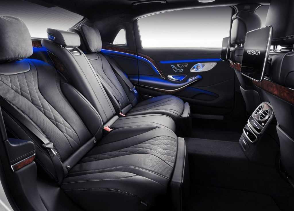 Огляд автомобіля Mercedes-Benz S-Class Maybach 2019